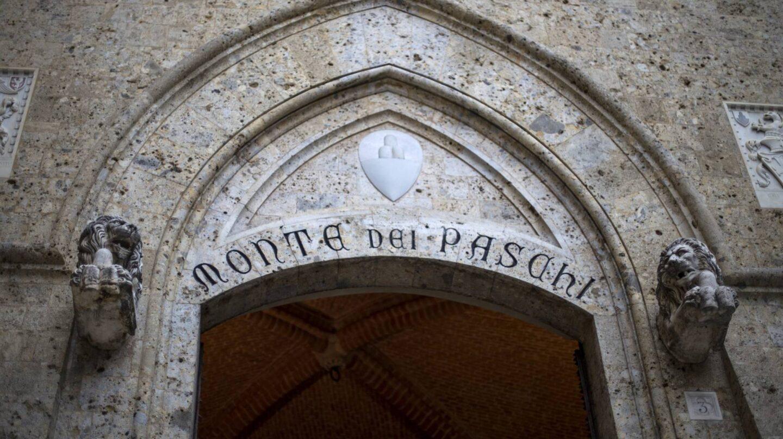 Monte dei Paschi.