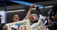 Los dueños de la administración madrileña que ha vendido el Gordo íntegro.