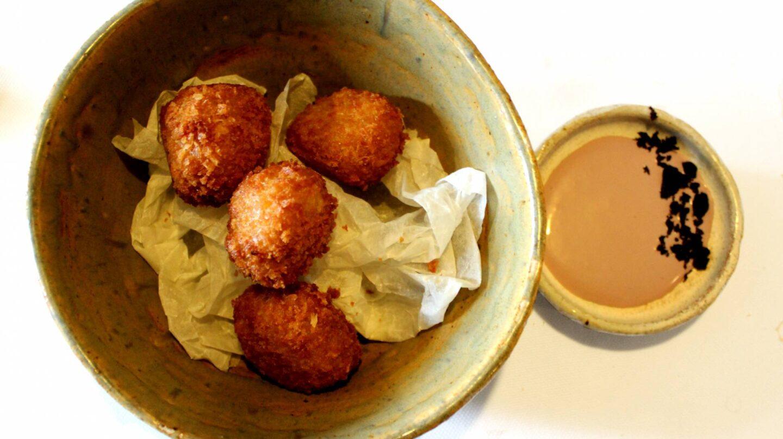 Las crujientes propuestas del chef Omar Malpartida.