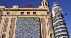 Cines de Callao, en el centro de Madrid.
