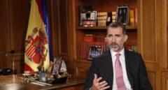 """Felipe VI: """"Vulnerar las normas sólo lleva a tensiones y enfrentamientos estériles"""""""