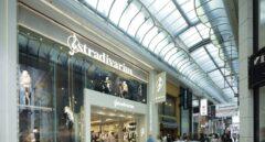 Una tienda Stradivarius de Osaka.