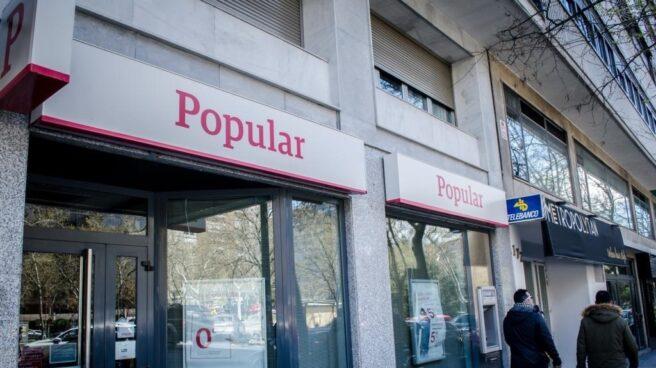 Sucursal de Banco Popular.