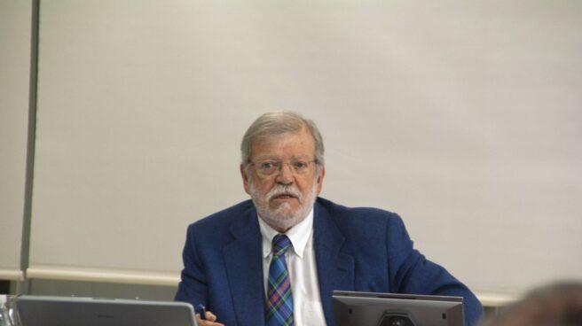 El ex presidente de la Junta de Extremadura, Juan Carlos Rodríguez Ibarra.