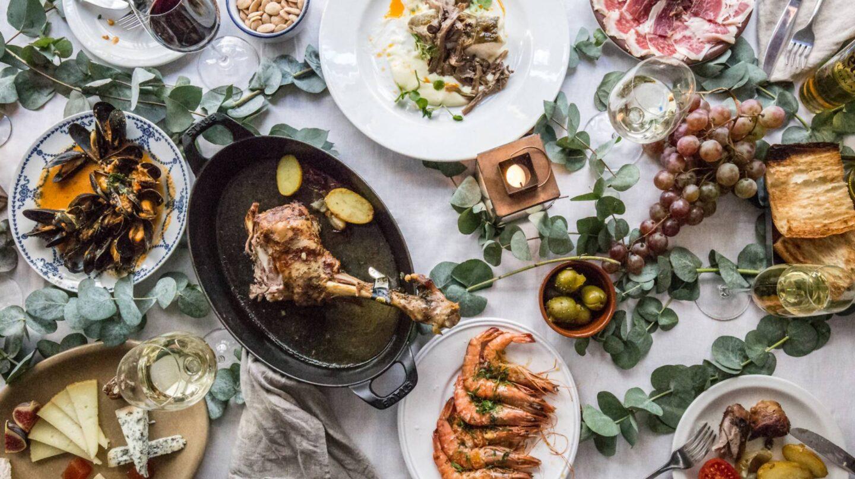 El menú de La Bellvitja está elaborado a base de tapas y es perfecto para compartir.