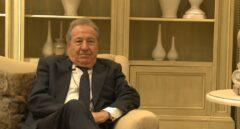 El presidente de Guadarte, Manuel Muñoz, en las instalaciones de la empresa sevillana.