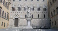 Sede del Banco Monte dei Paschi di Siena.