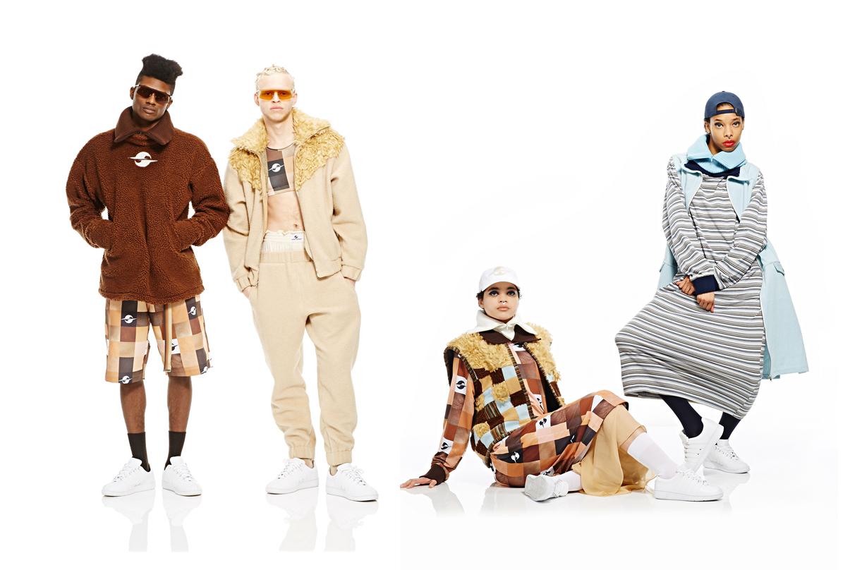 La firma neoyorquina Gypsy Sport no sólo da un giro de tuerca a la ropa deportiva, sino que también apuesta por modelos diferentes.