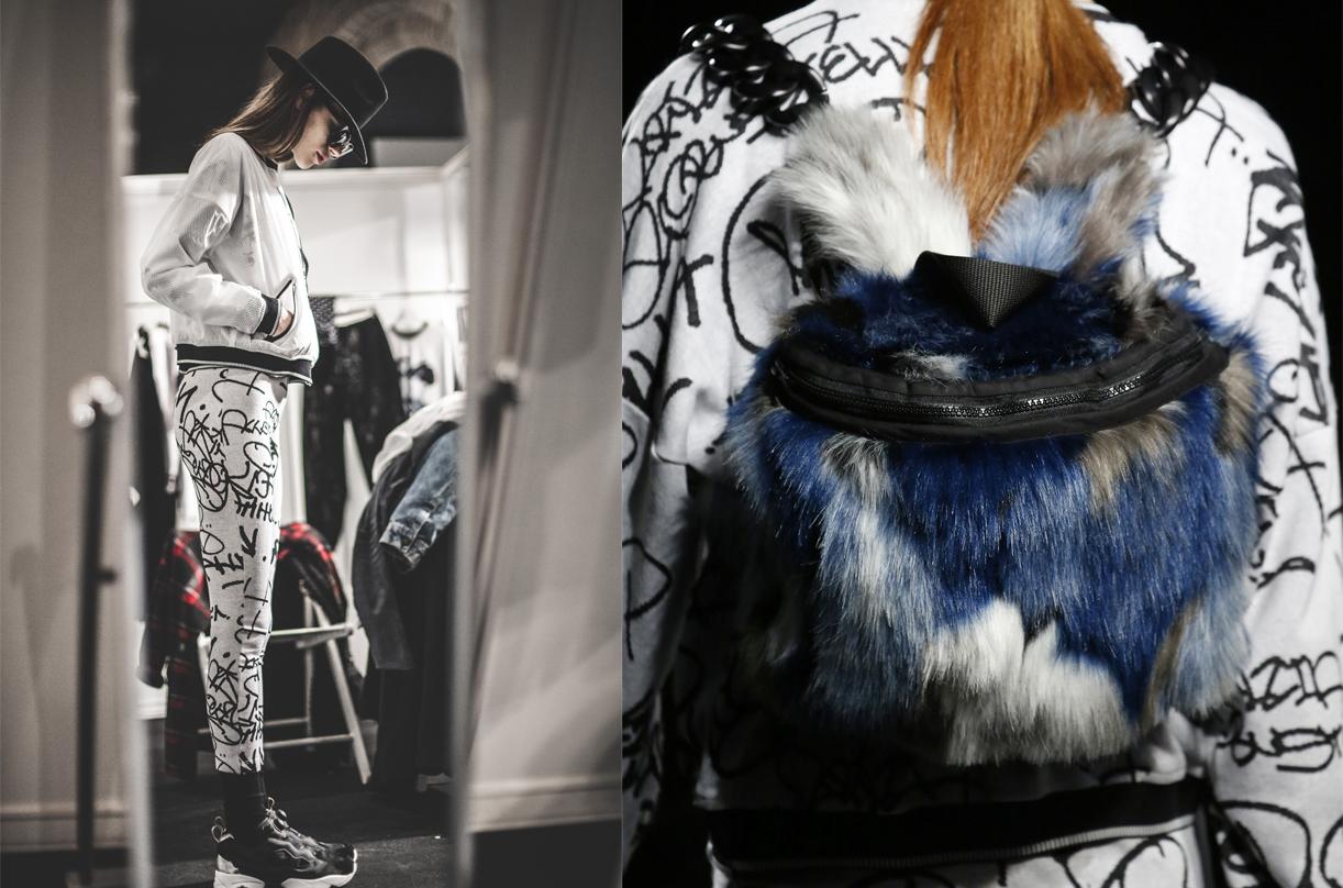 En manos de Krizia Robustella, las mochilas dejan de ser 'de todo trote' para convertirse en un accesorio de lujo.