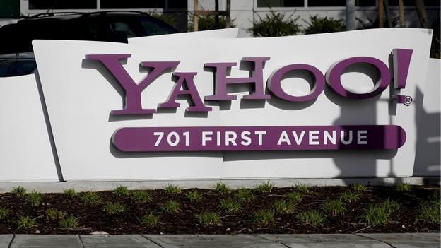 La sede de Yahoo! en California, Estados Unidos.