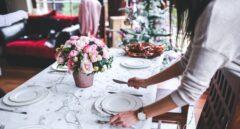 Cenas de Navidad saludables.