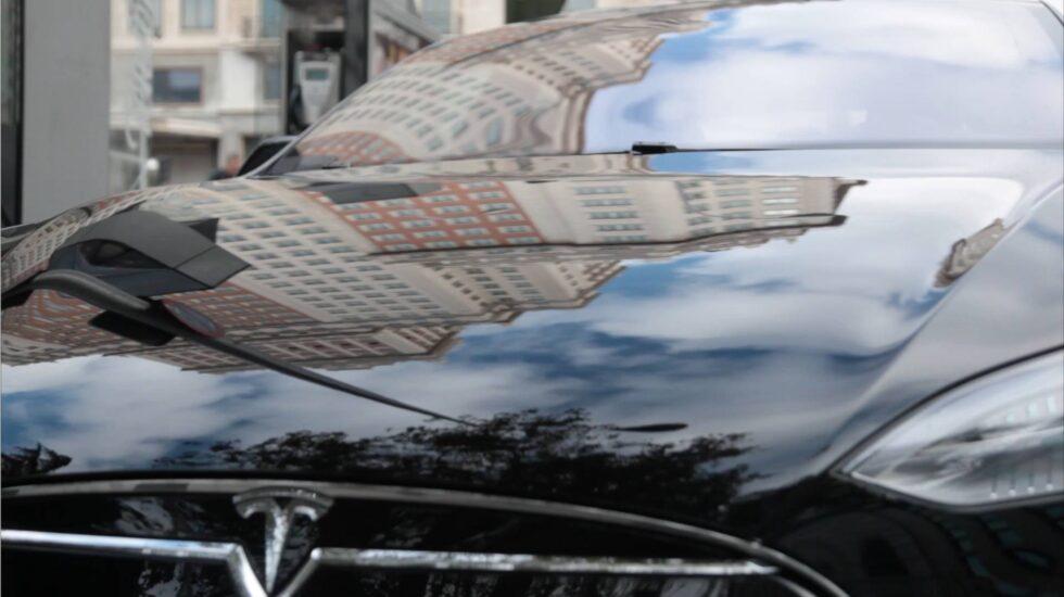 El nuevo Tesla S.