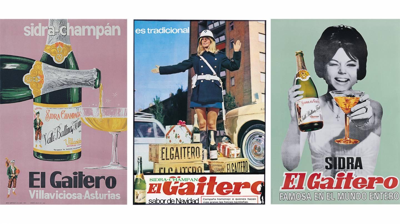 Publicidad antigua de El Gaitero