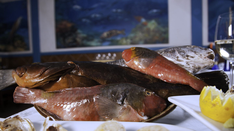 El pescado fresco es uno de los grandes 'hits' gastronómicos de la isla.