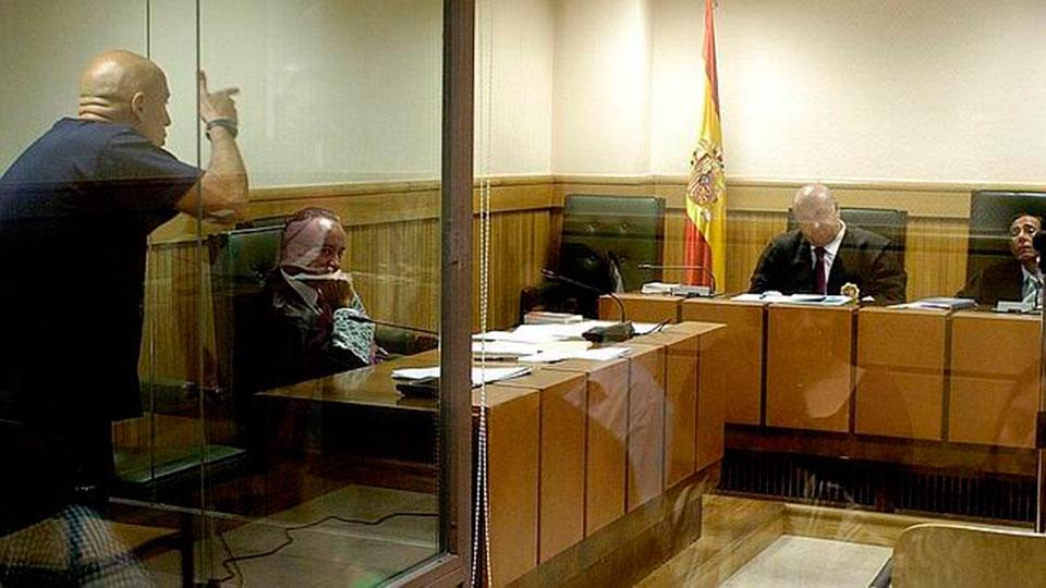 El etarra Iñaki Bilbao