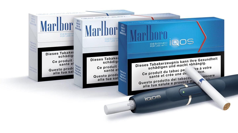 IQOS, el nuevo producto de Philip Morris.