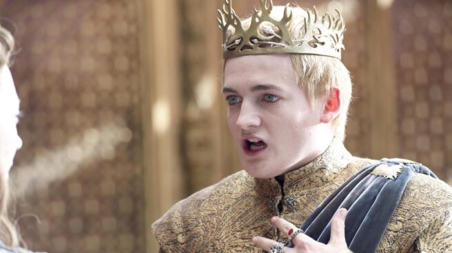 Joffrey Lannister, personaje de 'Juego de Tronos', una de las series de televisión más populares.