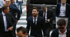 La Audiencia acepta que Messi pague 250.000 euros en vez de 21 meses de cárcel