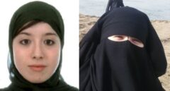 Assia Ahmed Mohamed y Fatima Akil Laghmich, las dos yihadistas españolas detenidas.
