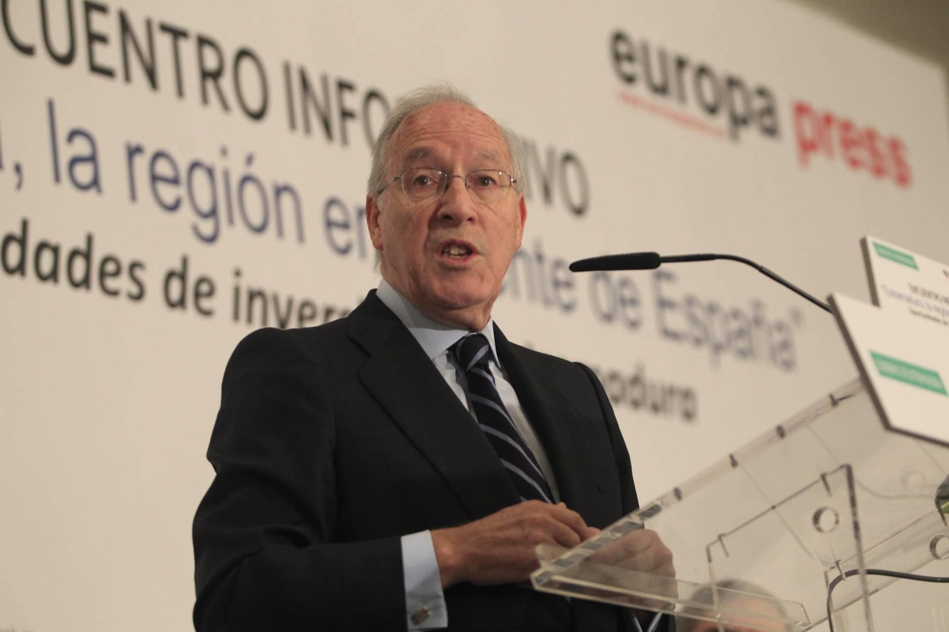 Manuel Pizarro, expresidente de Endesa.