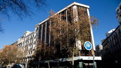 Génova se resiste a publicar los trabajos con que Casado aprobó cuatro asignaturas