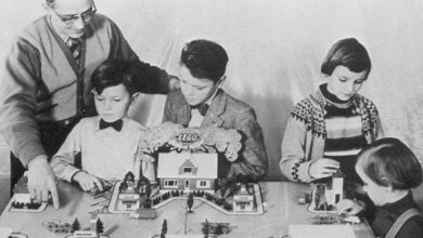 El secreto de Lego que nunca llegó a descubrir Tente