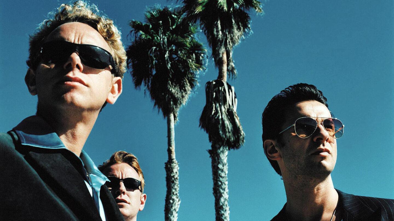 Depeche Mode llegará a Bilbao en verano.