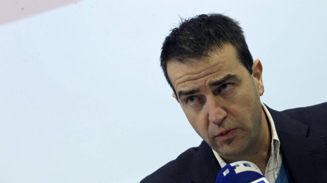 Gorka Maneiro, el principal impulsor de la plataforma Ahora.