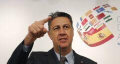 El dirigente del PP catalán, Xavier García Albiol.