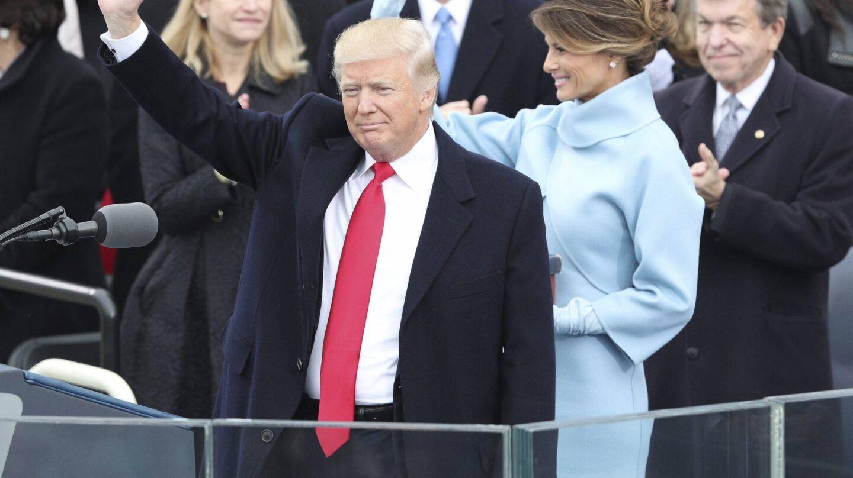 Donald Trump, presidente