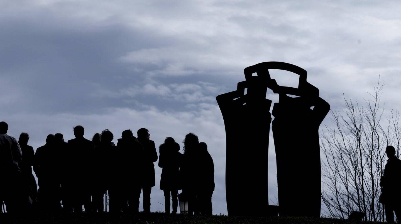 Acto de inauguración del Columbario de la Dignidad.