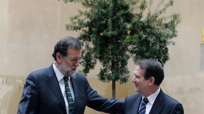 Mariano Rajoy y Abel Caballero.