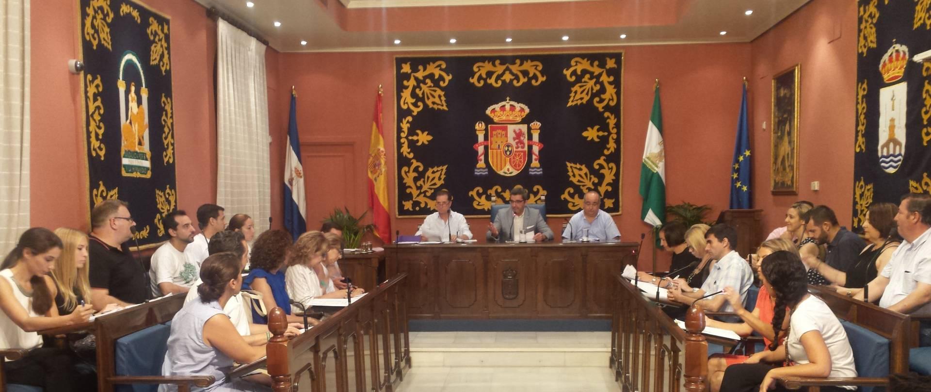Ayuntamiento de Alcalá de Guadaira.