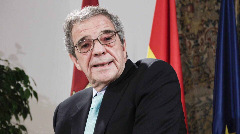 César Alierta, expresidente de Telefónica y presidente de la Fundación Telefónica.