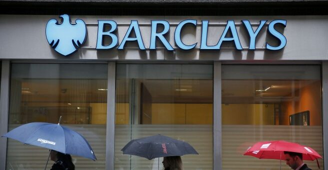 Oficina de Barclays en Londres