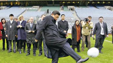 El desembarco asiático en el fútbol mundial