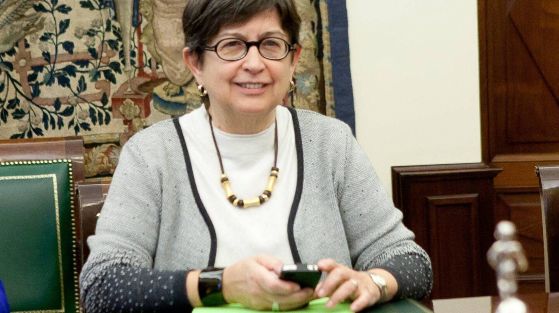 La diputada socialista, Teresa Cunillera.
