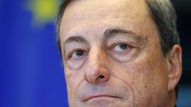 El presidente del BCE, Mario Draghi.