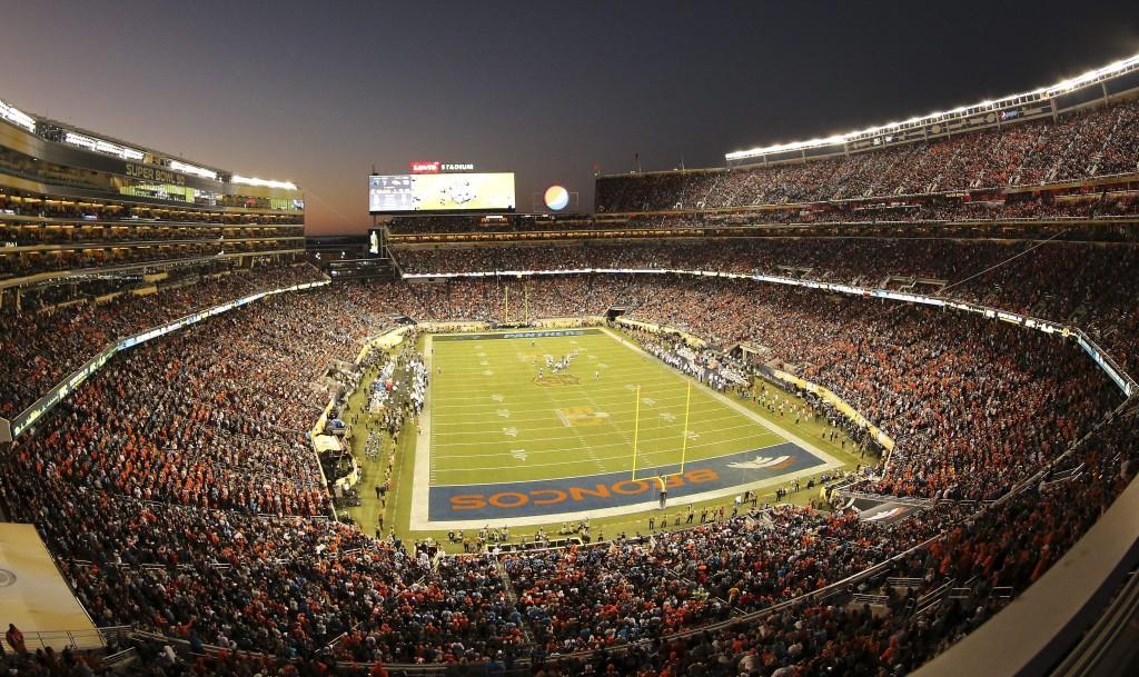 El Levi's Stadium de Santa Clara, durante la Super Bowl del año pasado.