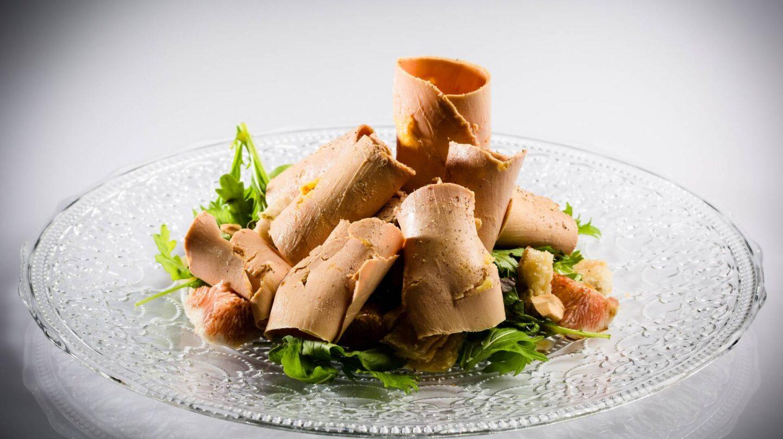 La ensalada de foie de BiBo.