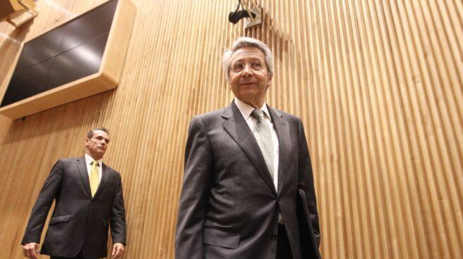 El ex presidente de Novagalicia Banco, Julio Fernández Gayoso.