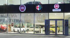 Concesionario de Fiat.