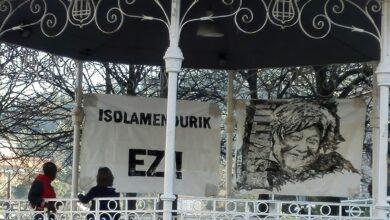 Arantza Zulueta, fin a tres años de aisamiento carcelario por 20.000 euros