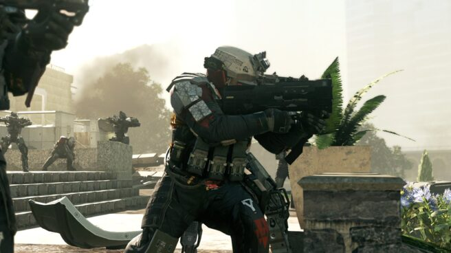 Un fotograma del videojuego Call of Duty: Infinity Warfare.