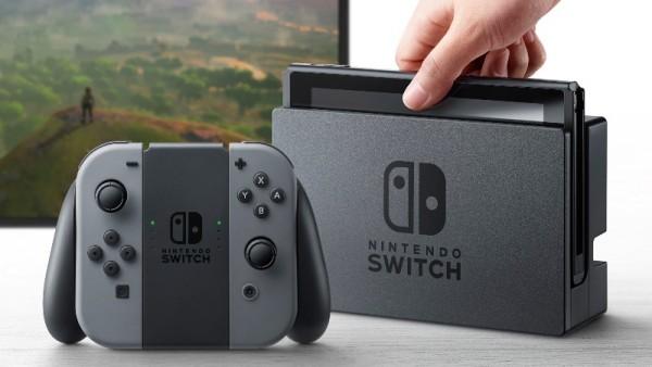 La nueva Nintendo Switch, la última creación de la firma japonesa.