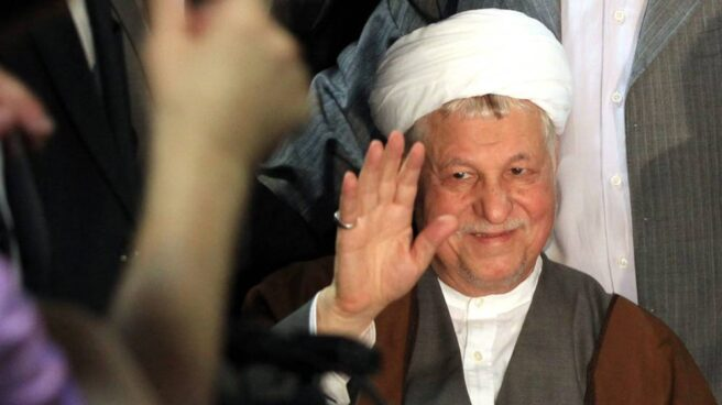 El ex presidente iraní, Akbar Hashemi Rafsanyani.