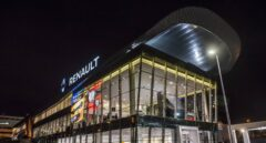 Concesionario de Renault en Madrid.