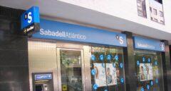 Sucursal del Sabadell, una de las entidades más golpeadas por cláusulas suelo.