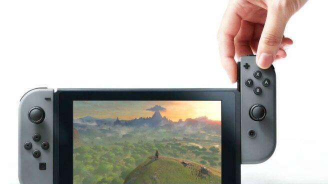 La Nintendo Switch, última creación de la firma japonesa.