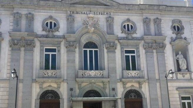 La sede del Tribunal Supremo